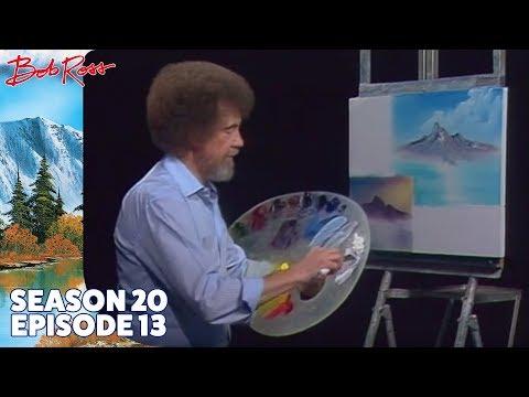 Bob Ross - Double Take (Season 20 Episode 13)