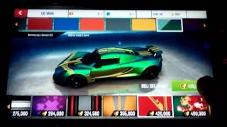 Asphalt 8 MOD 1.9.1b Hack Vinyls (INDONESIA)