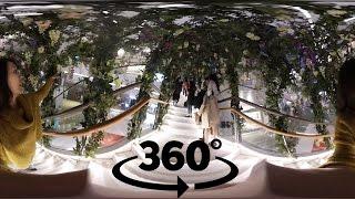 Lotte World Mall 360 - торговый центр, кинотеатр