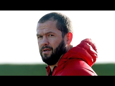 Andy Farrell Heads to Ireland