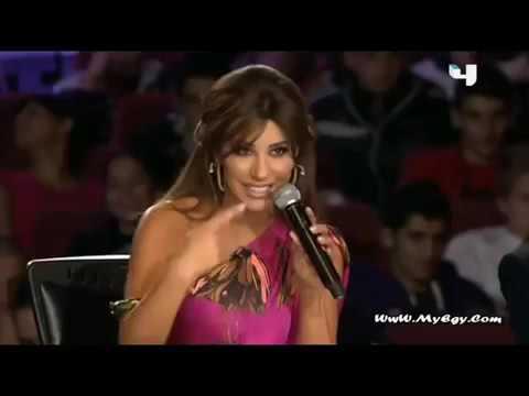 Arabic Girl Dancing Hindi Arab Got Talent Season 02 Episode 02
