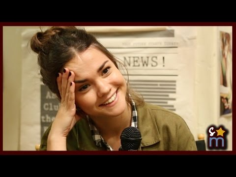 Maia Mitchell Reveals Worst Audition Ever Story!