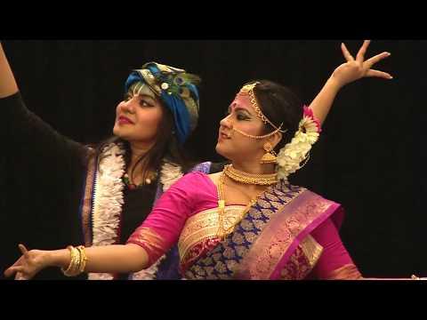 Gahana Kusuma Kunja Majhe (Dance)  Taste of OSU 2018