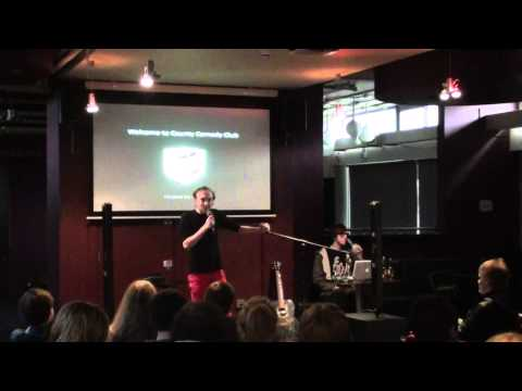 County Comedy Club: Week 24 17/5/2012 Part 1/2
