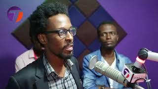 THE VOICE WAKIHOJIWA KWENYE STUDIO ZA TIMES FM
