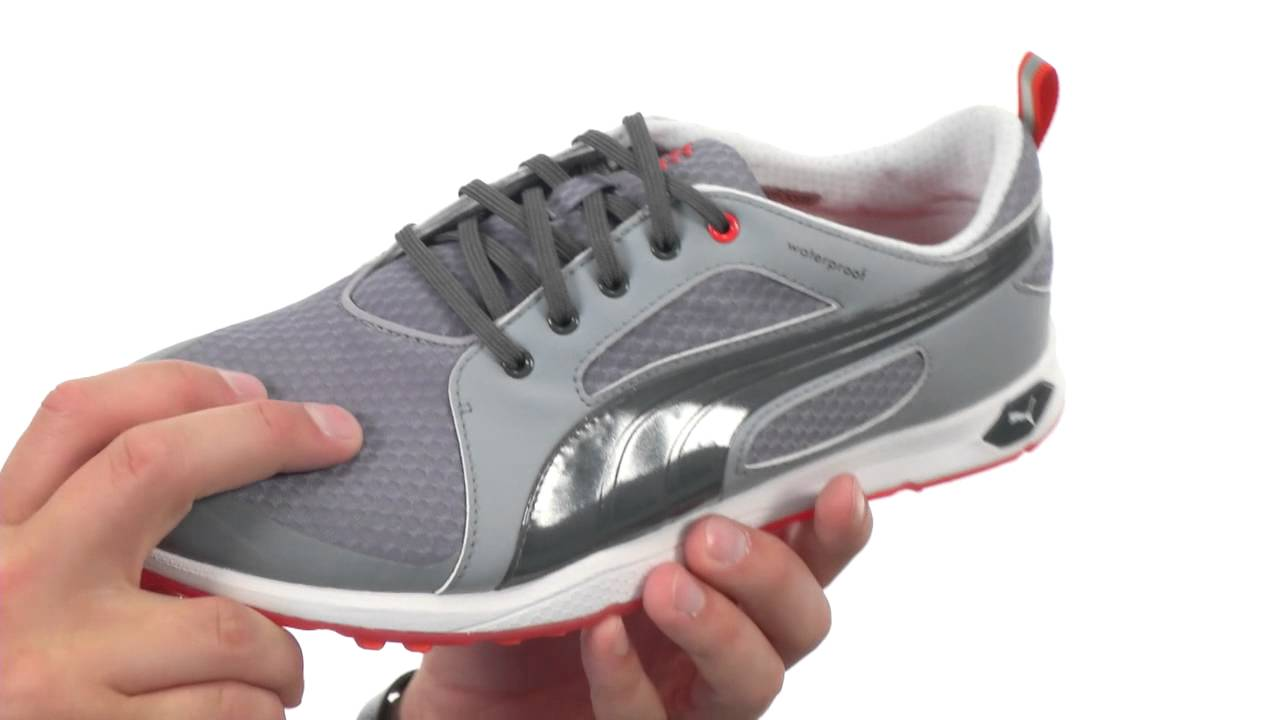 3d5180d5867686 PUMA Golf Biofly Mesh SKU 8540825 - YouTube