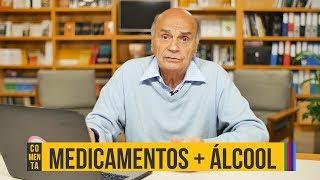 Quando pode (ou não) misturar medicamentos com álcool | Drauzio Comenta #68