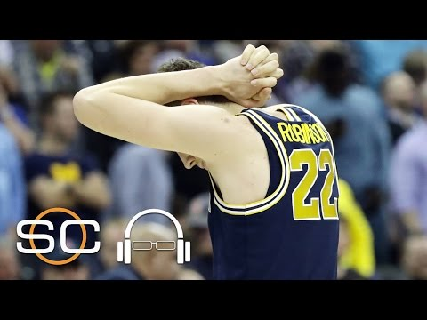 Michigan Should Hold Their Heads High In Defeat | SC With SVP | March 24, 2017