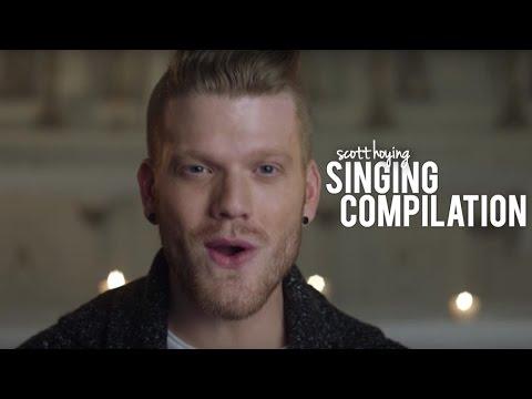 Scott Hoying Singing Compilation - YouTube
