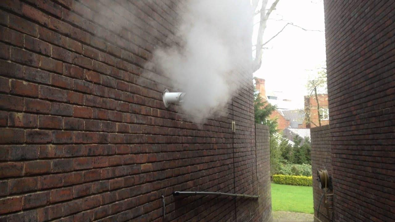 Condensing Boiler Flue Going Down Hill Plumber
