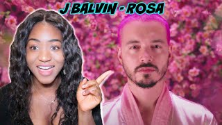 J. Balvin's New Music Video 'Rosa' is BEAUTIFUL!