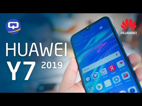 Обзор Huawei Y7 (2019). Бюджетный смартфон, но удивительный /QUKE.RU/