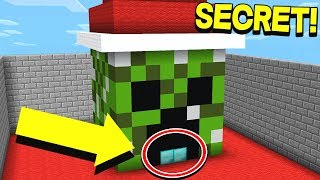 THIS CREEPER HAS A HIDDEN SECRET..
