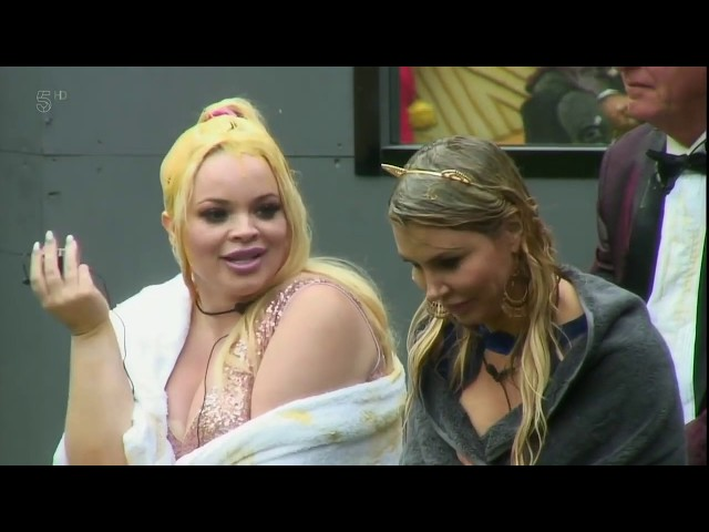 Trisha Paytas vs. Brandi Glanville, Jordan & Sam - Celebrity Big Brother (Series 20)