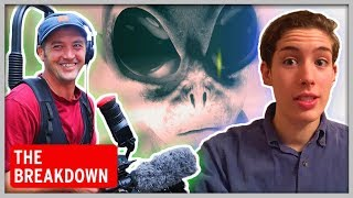What Really Happened When We Visited an Alien Abductees Support Group | The Breakdown Ep. 5