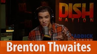 Did Brenton Thwaites Work At A Gay Bar?