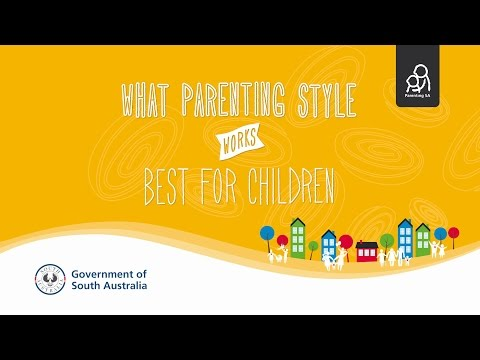Parenting SA: What Parenting Style Works Best For Children?