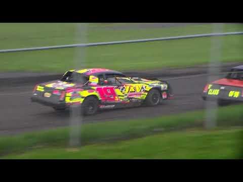 Stock Car Heat 4 @ Boone Speedway 05/05/18