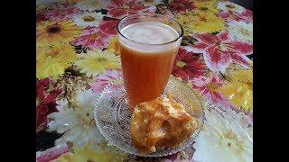Bel Pana - Wood Apple Juice || Home Made Bel Pana