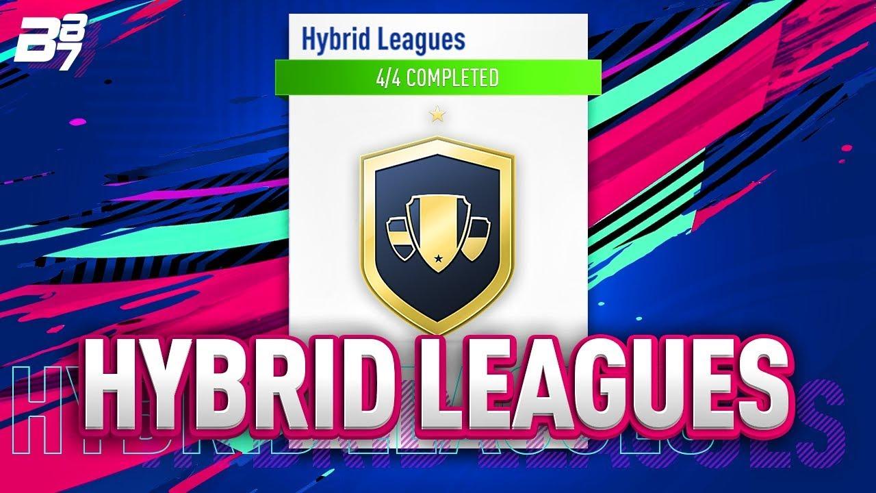 Fifa 19 Squad Building Challenges