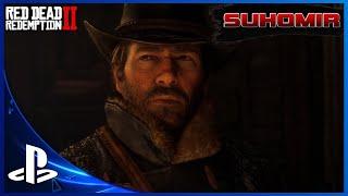 Red Dead Redemption 2 Продолжение истории Артура Моргана 36 серия PS4 18+