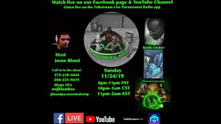 Paranormal Soup Ep 203 guest Keith Linder