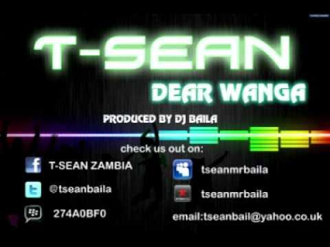 T Sean - Dear Wanga