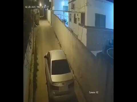 0 - وثقت كاميرا مراقبة جريمته.. الإطاحة بشاب حاول اختطاف فتاة في سيارة بالأردن