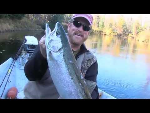 Great Getaways: Steelhead Fishing AuSable Segment (Ep 1308 - Tawas Bay)