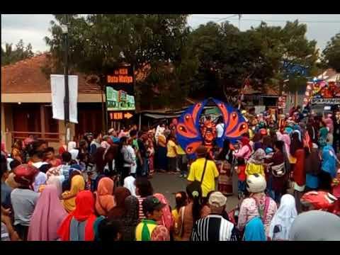 Karnaval 2017 HUT RI 72 Kec. Majenang Cilacap