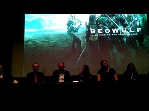 Beowulf: Return to the Shieldlands ITV Press Conference