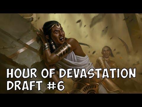 "Hour of Devastation Draft #6: ""Back to Basics"" (Match 3)"