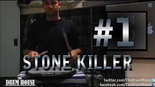 Stone Killer - Matched grip (70 BPM) | The DrumHouse