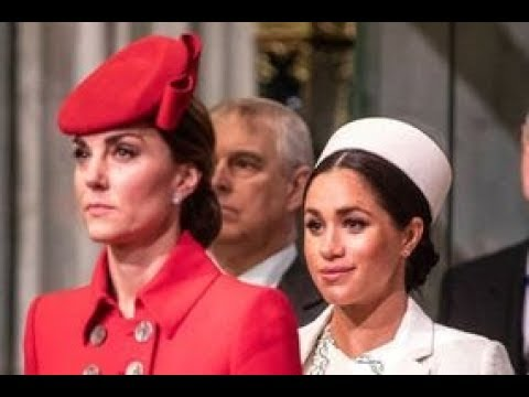 ROYAL SPLIT: Meghan Markle and Kate WILL have separate royal offices – Queen approves  - Today News