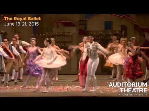 "The Royal Ballet - ""Don Quixote"" | Auditorium Theatre's 125th Anniversary Season"