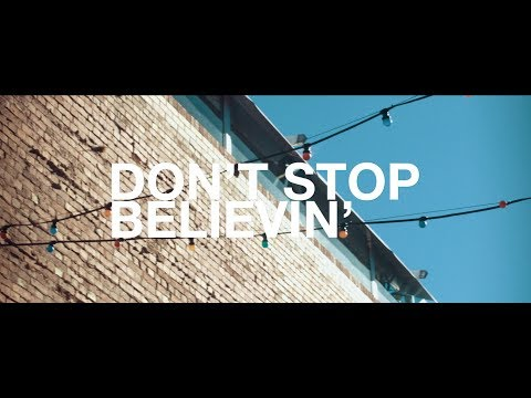 Mashd & Kutcher - Don't Stop Believin' ft  Addison (Official Video)