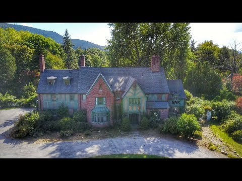 UNTOUCHED ABANDONED 1950's MILLIONAIRE  MANSION 💰WITH POWER 💰
