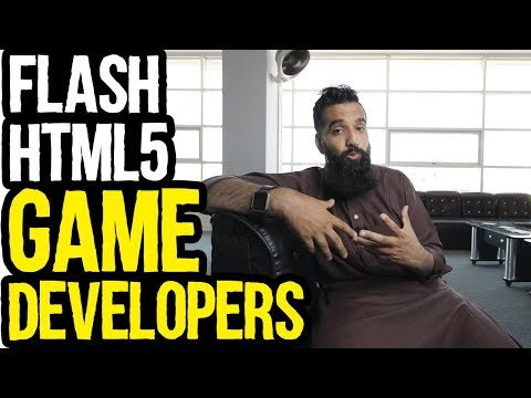 i-need-flash-&-html5-game-developers-|-azad-chaiwala-show