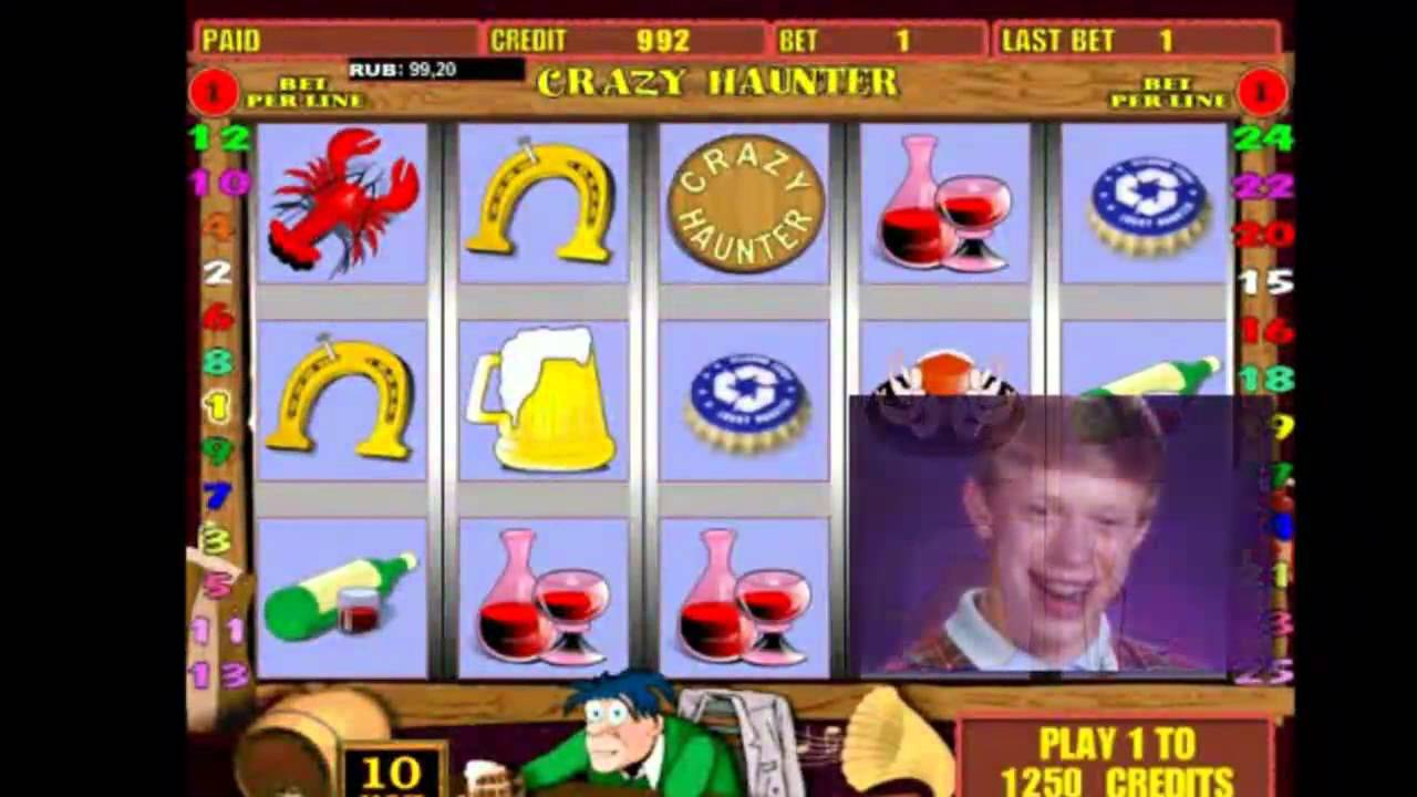 Huff and puff pokie machine