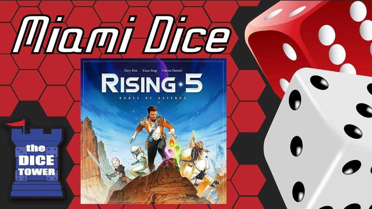 Miami Dice: Rising 5 - Runes of Asteros - YouTube