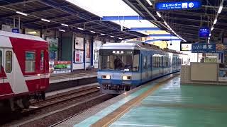 遠州鉄道新浜松駅 2000形始発列車発車 2018.5.20