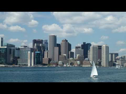 Boston, Massachusetts, USA - Athens of America