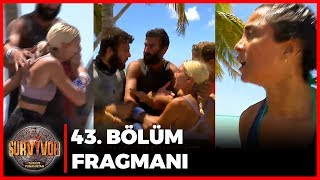 Survivor 43.Bölüm Fragmanı   Adada Gerginlik!