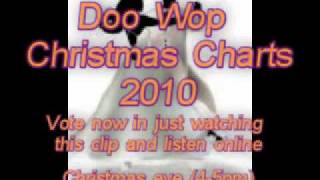 DOO WOP CHRISTMAS CHART RESULTS 2010: No.30 The Marcels  - Merry Twistmas