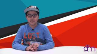 Muslim Kids React to 2016  |  ANN