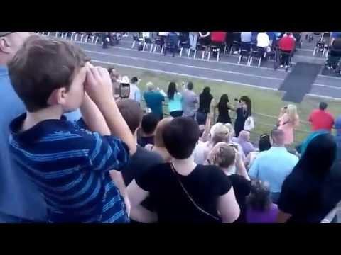 Middleburg High School Graduation 2016. Middleburg, FL