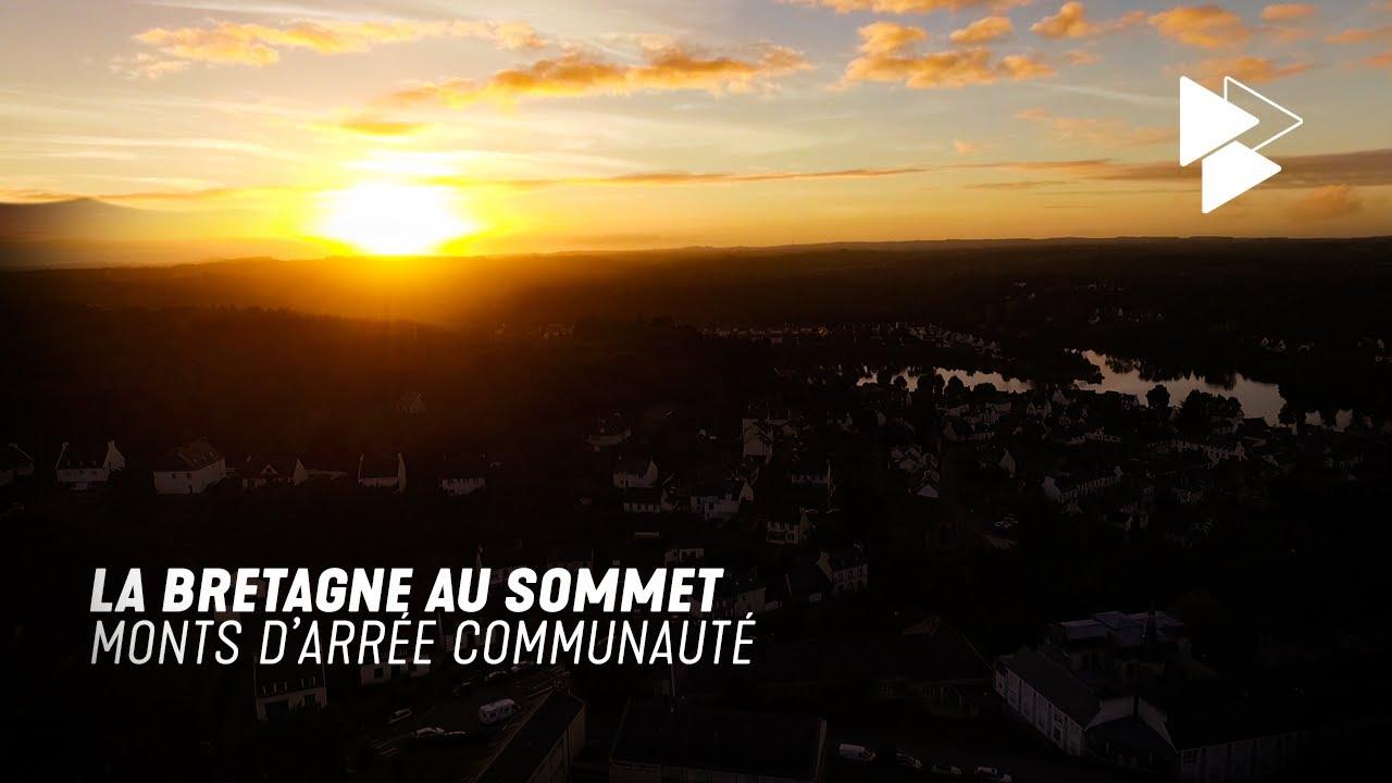 Miniature de la vidéo La Bretagne au sommet - Monts d'Arrée Communauté réalisé par BELTPRODUCTION