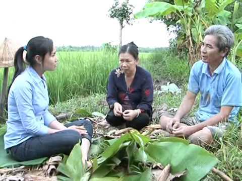 """Đồng hành cùng nông dân """"gia đình anh Trần Văn Tú, tỉnh Hậu Giang"""""""