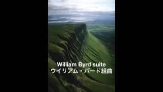 William Byrd Suite : Gordon Percival Septimus Jacob(ウイリアム・バード組曲:ゴードン・ジェイコブ)