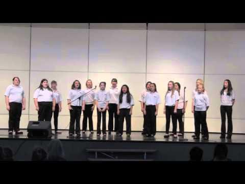 Winlock Middle School Choir Spring Pops Concert  June 3, 2013